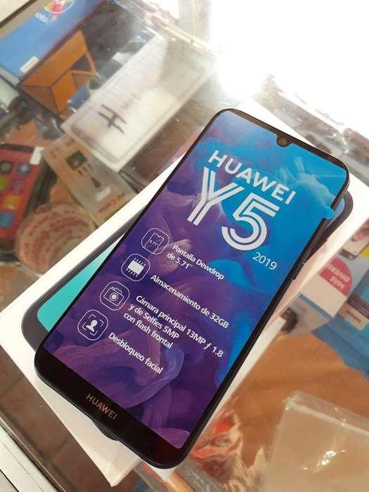 Nuevo Huawei Y5 2019