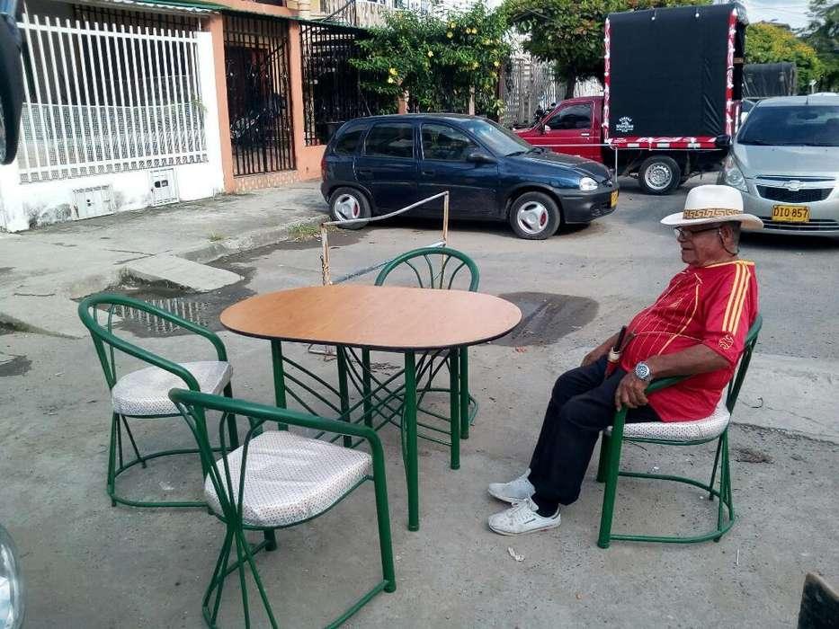 Mesa de Comedor O <strong>patio</strong>