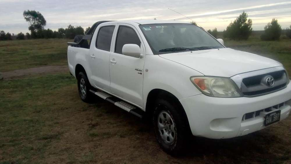 <strong>toyota</strong> Hilux 2007 - 317000 km