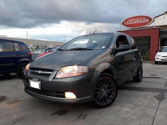 Chevrolet Aveo 2008 - 107000 km