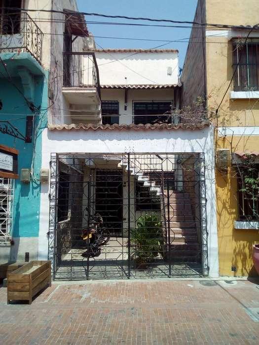 Casa en Centro Histórico de Santa Marta