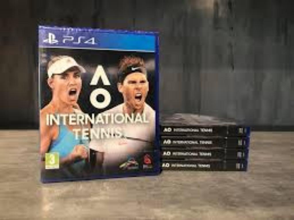 Ao Tennis Juego Ps4 Play 4