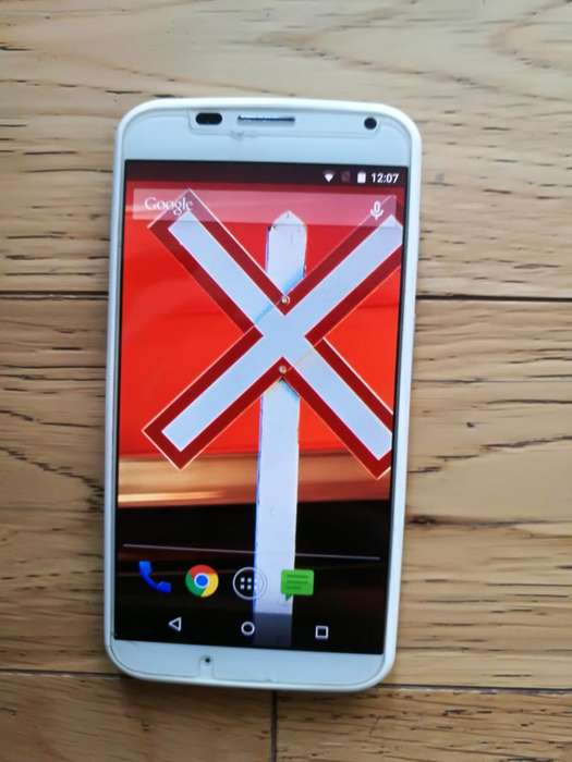 Celular Liberado Moto Motorola X 2 Gener