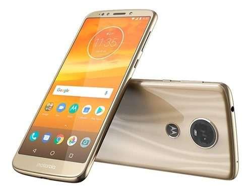 Celular Motorola E5 Plus 16gb Dorado