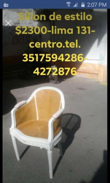 Sillon de Estilo2300-lima 131-centro