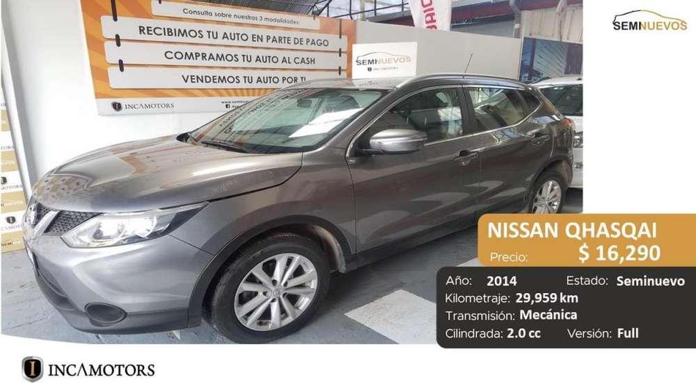 <strong>nissan</strong> Qashqai  2014 - 29959 km
