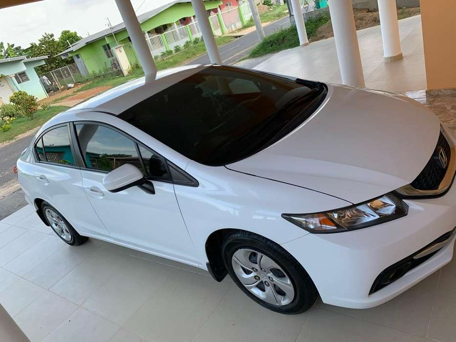 Honda Civic 2015 - 95200 km