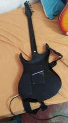 Guitarra electrica como nueva marca washburn