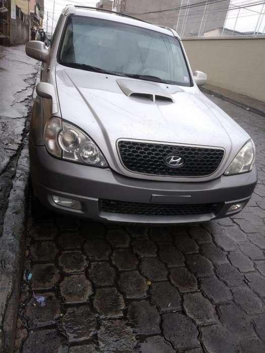 Hyundai Terracan  2006 - 254000 km