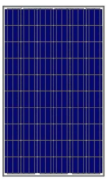 Panel Solar 250W 24V Policristalino