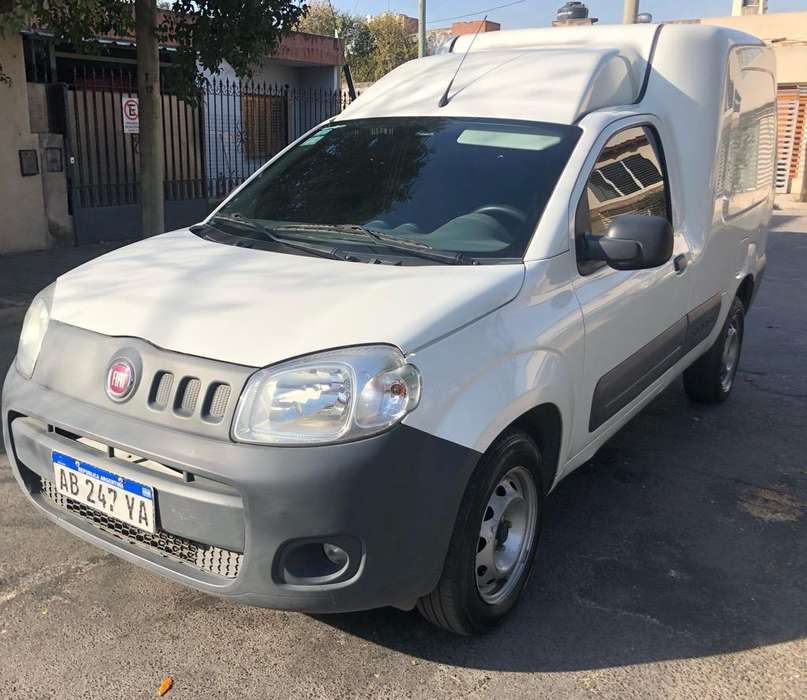 <strong>fiat</strong> Fiorino 2017 - 52000 km
