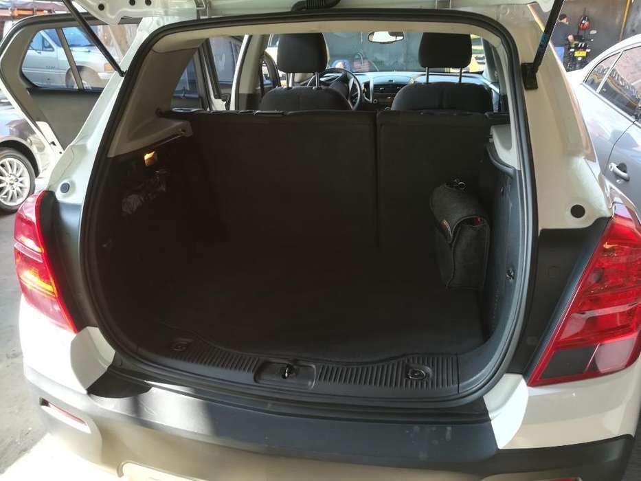 Chevrolet Tracker 2014 - 72800 km