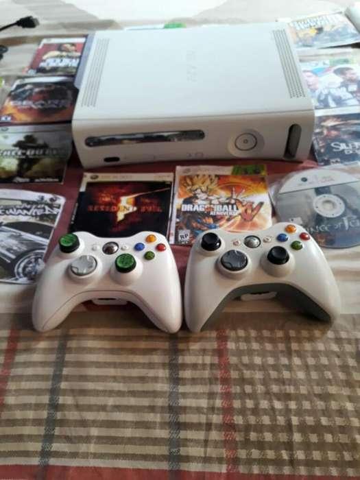 Xbox 360 Arcade, Dos Controles , 20 Pelí