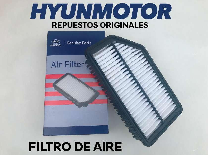 Filtro de Aire de motor para Hyundai Accennt-terracan-ix-sonata-Santa fe-Veloster-Elantra