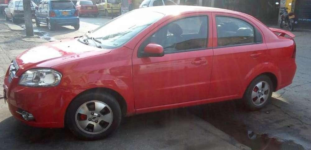 Chevrolet Aveo 2008 - 189 km