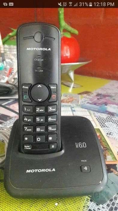 Tel Inalámbrico Motorola
