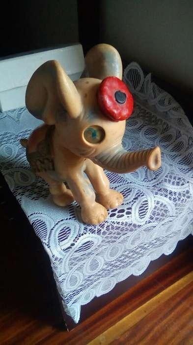 Dumbo Juguete Antiguo Bartoplas