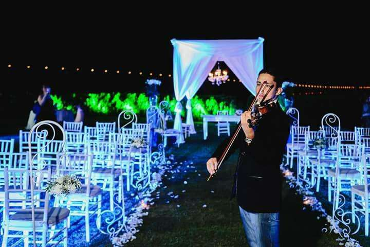 Violinista para Eventos
