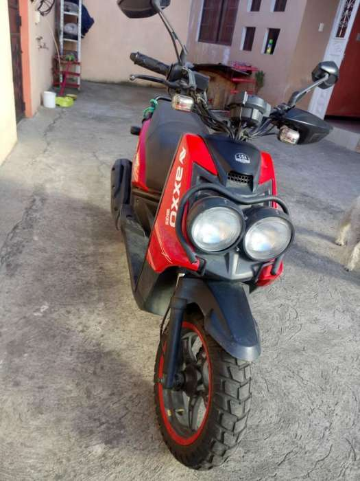 <strong>motoneta</strong> Axxo 180 Muy Poco Uso