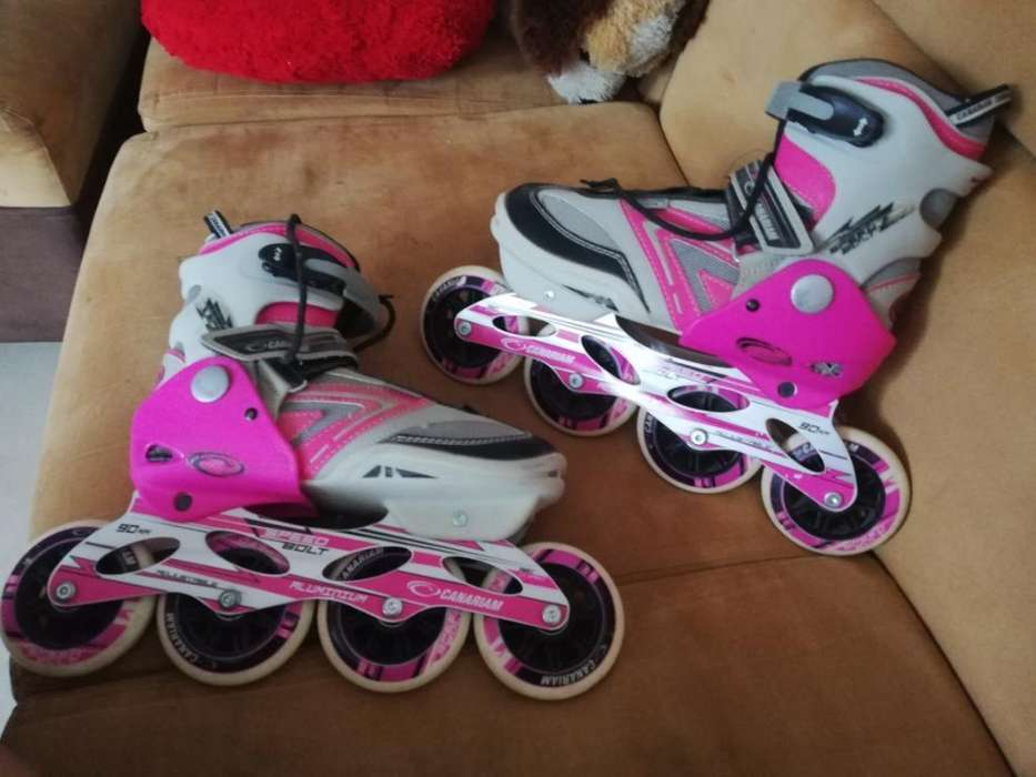 Patines Semiprofesionales Marca Canariam