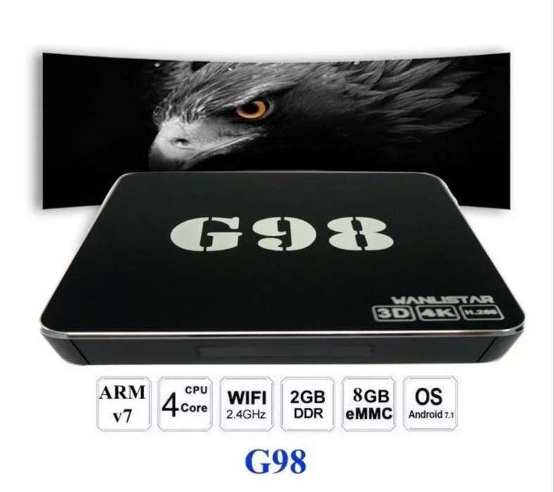 Tv Box Turbo Quad Core 4k