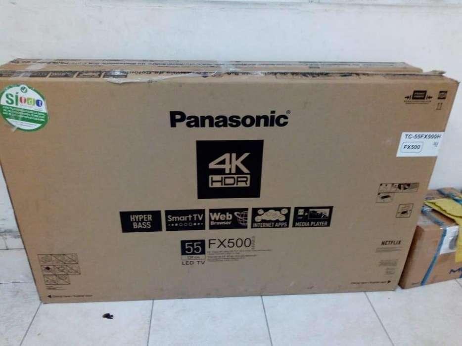 Televisor Panasonic 55 Pulgadas Hd Smart