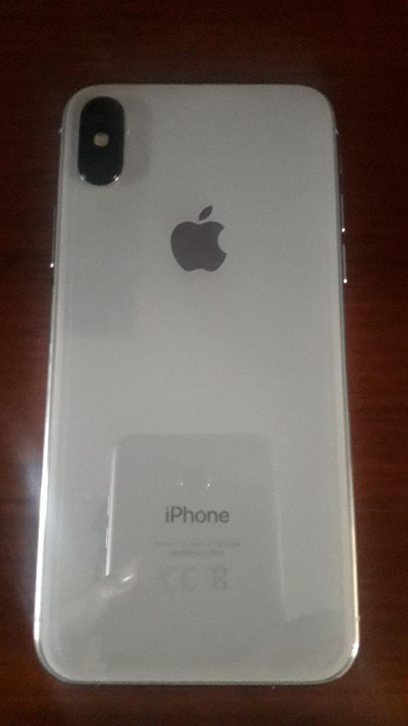 iPhone X 64gb Como Nuevo