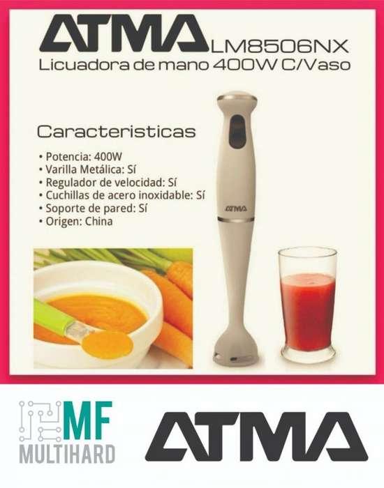 Minipimer con Vaso ATMA
