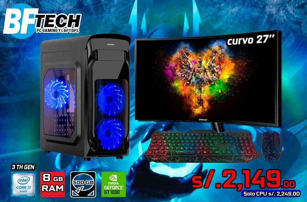 PC GAMING INTEL CORE I7 3TH GEN 30