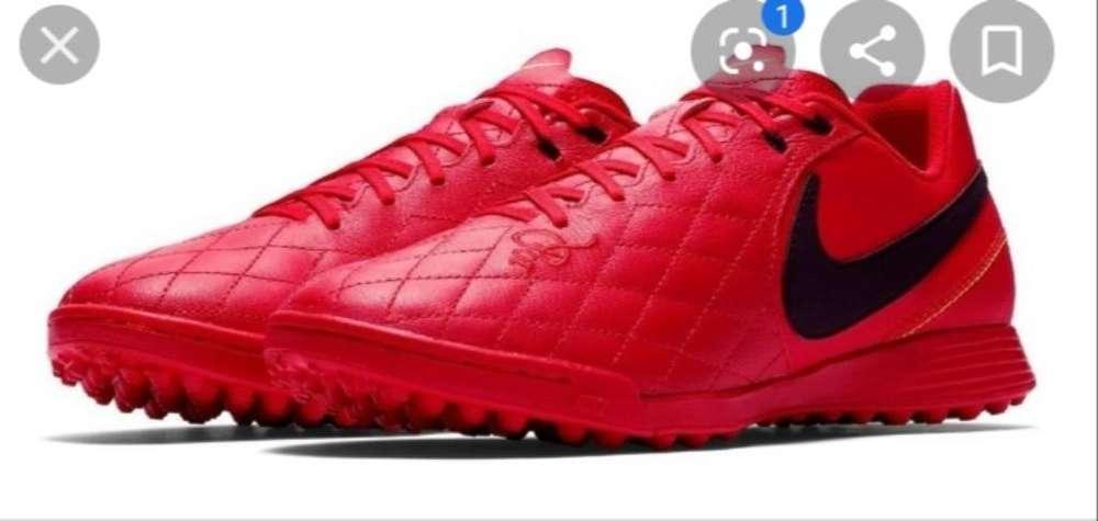 Nike Ronaldiñho Talle 40 Us 8 Y 42 Us9.5