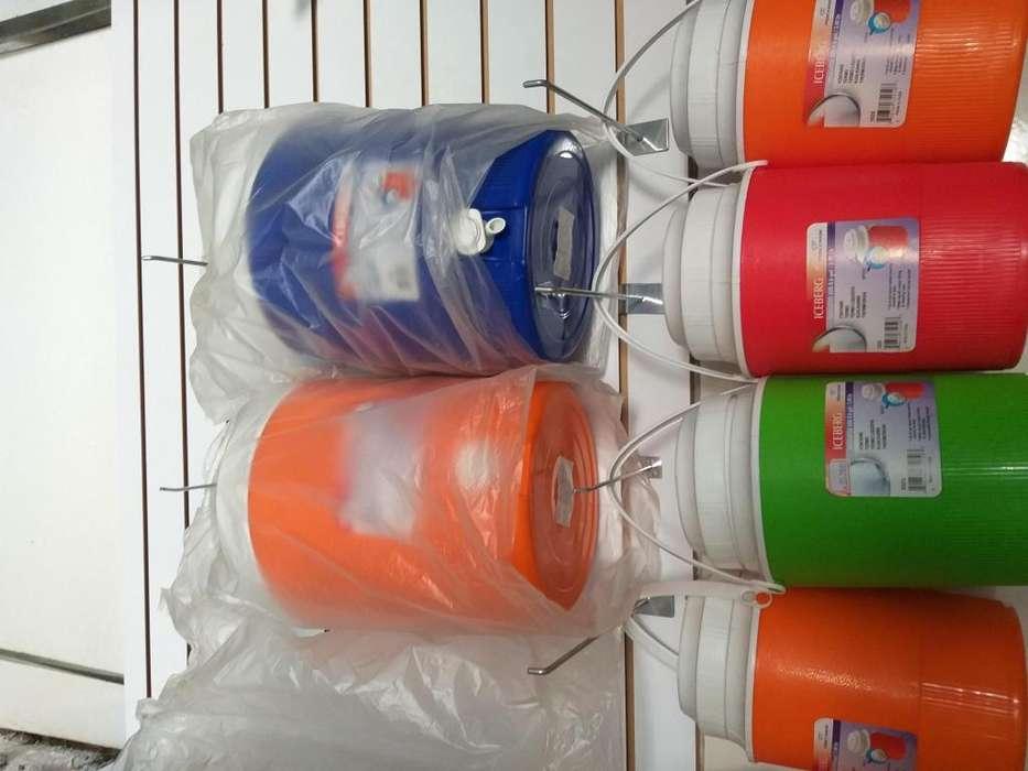 Remate de tanques de plastico
