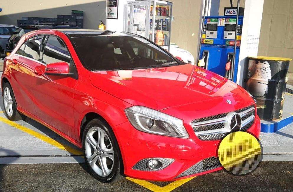 <strong>mercedes-benz</strong> Clase A 2016 - 41500 km