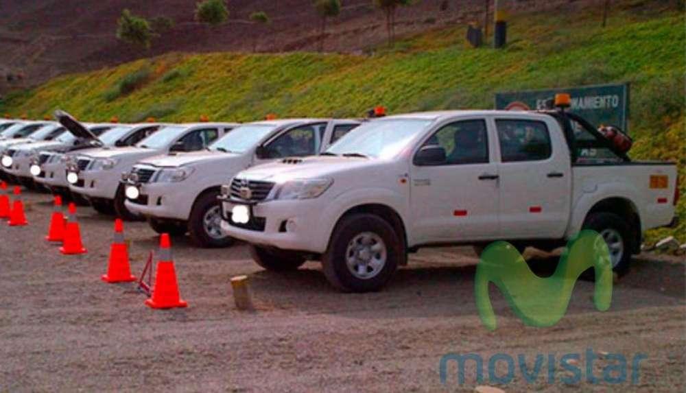 Toyota Hilux 2013 - 189000 km