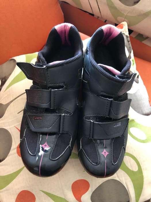 Zapatillas Specialized Carbono