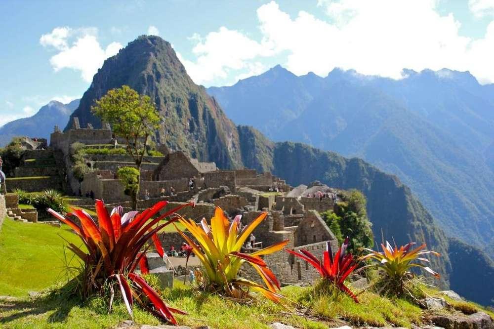 Escolares viaje de promoción a Cusco
