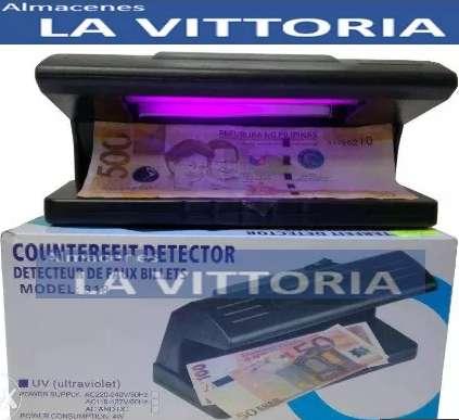 Detector de Billetes Falsos Potente Luz Uv 15W