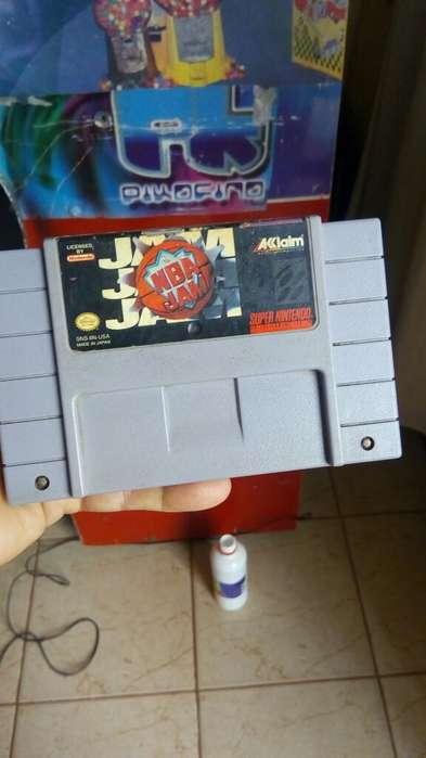Juego de Super Nintendo Snes Nes N64 Wii
