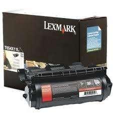 Tóner Lexmark original T654X11l rendimiento 36000 pag para impresora T654/656