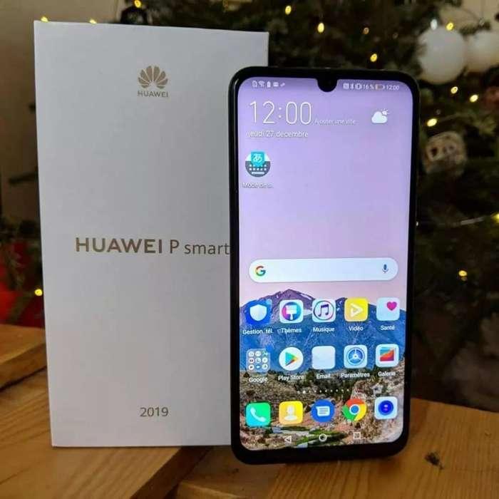 Vendo Huawei P Smart 2019 Nuevo