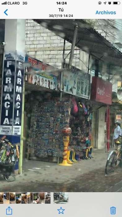 Vendo 4 Locales Comerciales Quininde