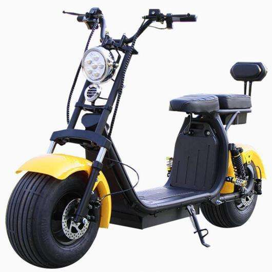 Scooter Electrica Fat Tire 1.500W