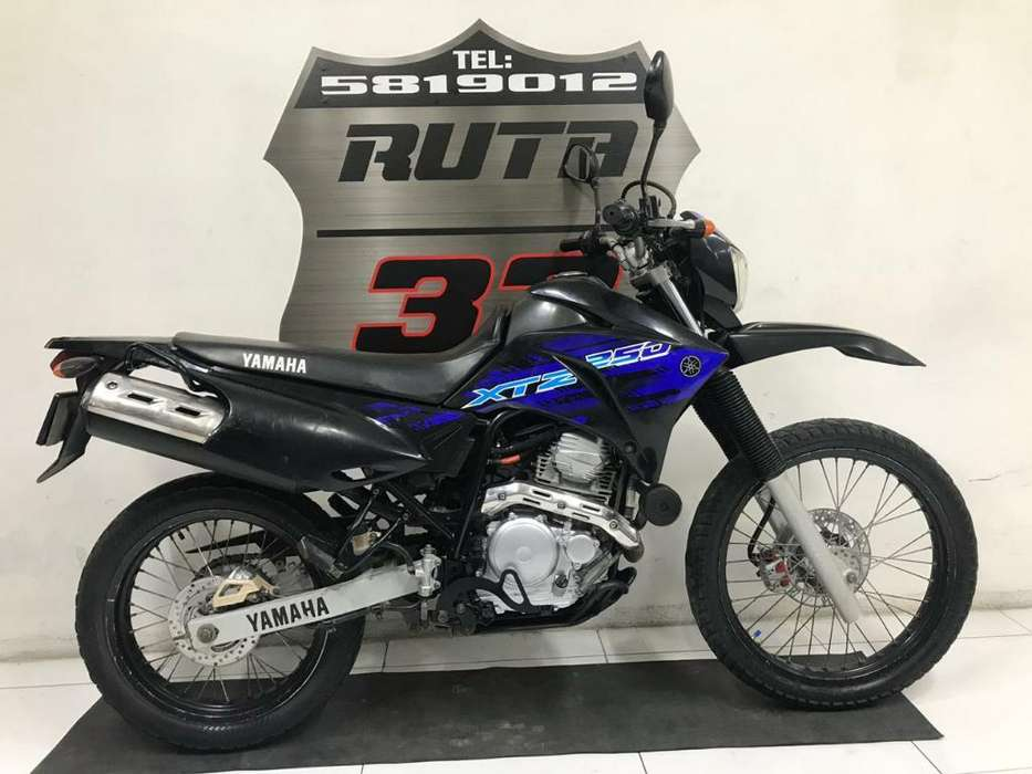 Yamaha Xtz 250 Modelo 2011