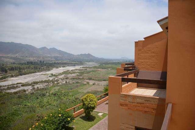 VENDO, Casa de Campo mas 10 bungalows con vista al valle en Azpitia