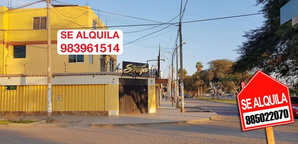 ALQUILO LOCAL PARA OFICINAS EMPRESA ETC. ICA