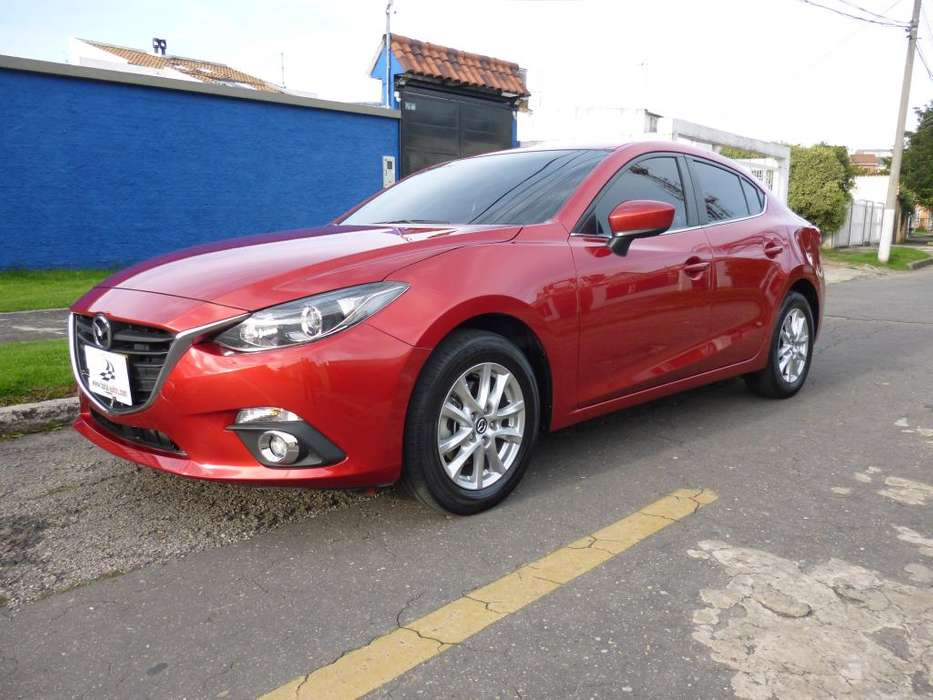 Mazda 3 2015 - 30000 km