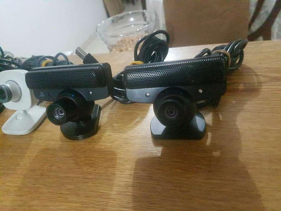 Camaras Ps3 Y Xbox
