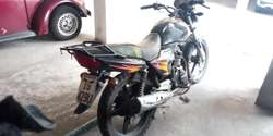 Moto Tundra Bronco 200