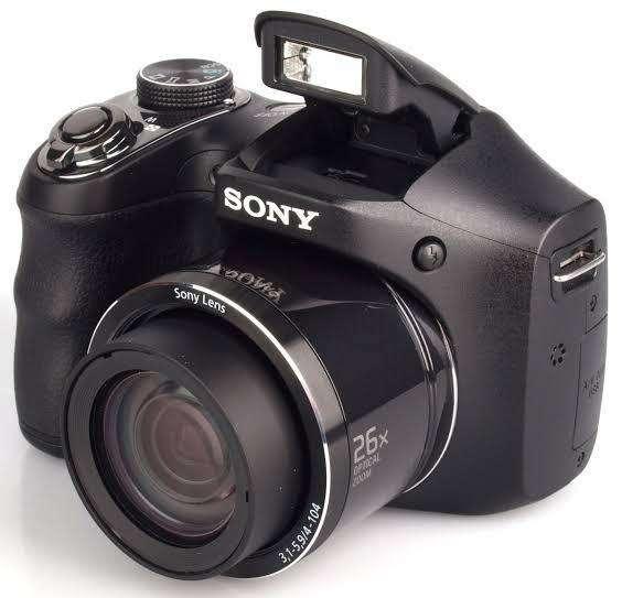 Camara Sony DSC H200 estado 910