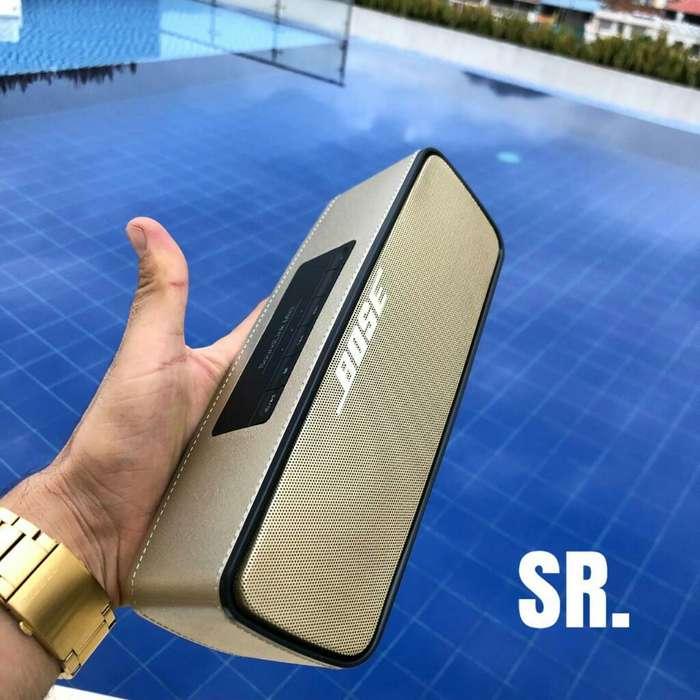 Parlante Bose Recargable Bluetooth Largo