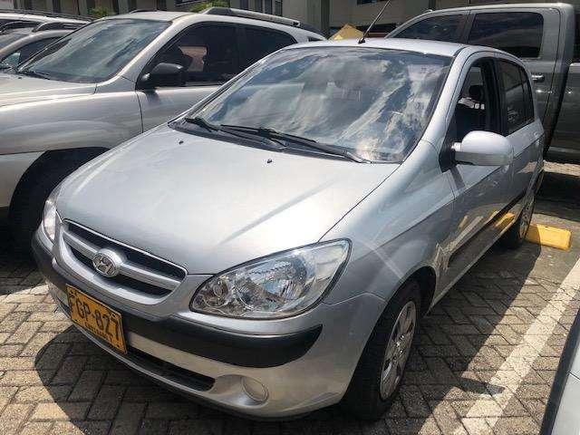 Hyundai Getz  2008 - 119688 km